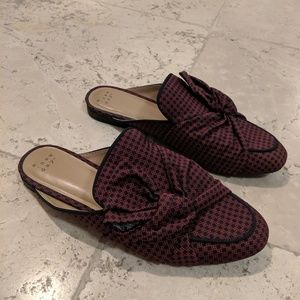 Smoking loafers